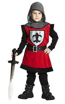 Ritter Kostüm 3tlg für Kinder NEU - Jungen Karneval Fasching Verkleidung Kostüm