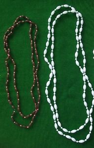 Costume Jewelry - 2 Long Necklaces