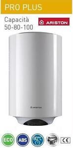 Scaldabagno elettrico ariston pro plus 100 lt boiler nuovo garanzia 3200746 ebay - Scaldabagno elettrico istantaneo ariston ...