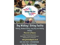 Gateacre Dog Care - Walking & Sitting Facility