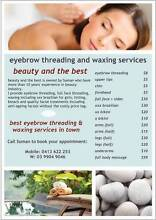 Eyebrow Threading $8 - Narre Warren South Narre Warren South Casey Area Preview