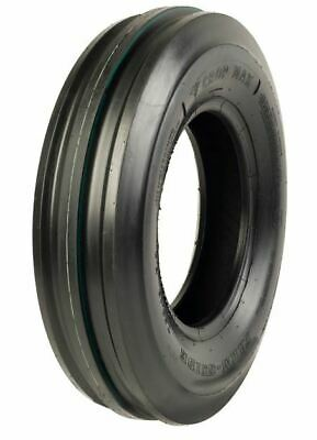 1 New 6.00-16 Mrl 6 Ply Tubeless 3-rib Minneapolis Front Tractor Tire M212668