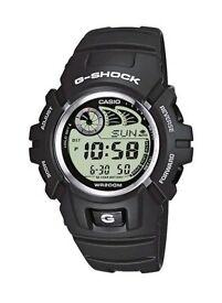Men's g shock watch