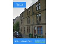 GOOD TENANTS WANTED FOR 1 BED FLAT, 1A VICTORIA ROAD, FALKIRK, FK2 7AU