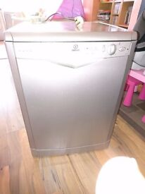 Silver dishwasher Perfect working order £50