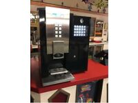 Bean to cup coffee machine, Rio fresh milk similar to Franke or Jura, ideal for busy restaurant