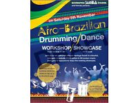 Afro-Brazilian Drumming/Dance Workshop & Club Night