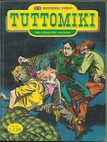 Tuttomiki N° 17 (dardo, 1989) Capitan Miki - Formato Bonelli - Tutto Miki -  - ebay.it