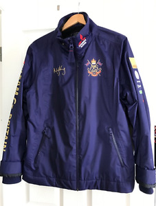 Joules Mary King Ladies Navy Equestrian Coat Sz14