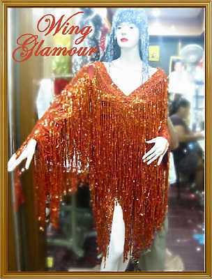 Custom Sequin HALLOWEEN DRAG QUEEN LONG SLEEVE Dress