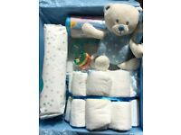 Baby gift Keepsake 2 sizes/Boy/Girl/Babyshower/New Baby/Nappy cake/hospital/Delivery/Collect