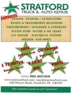 Stratford Truck & Auto Repair