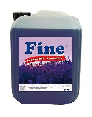 Seife,Lavender, CREMESEIFE, 20liter, Seifencreme Flüssigseife,