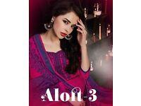 ALOFT VOL-3 WHOLESALE DRESS MATERIAL
