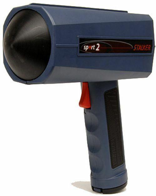Stalker Radar Sport 2 Radar Gun w/ 5 Reading Memory Recall 816-0024-00