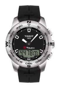 Tissot T touch II Stainless Steel Watch