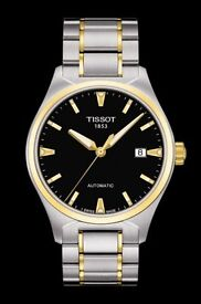 TISSOT T TEMPO AUTOMATIC MENS WATCH
