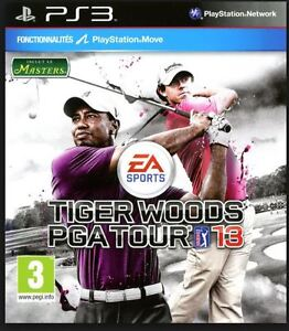 WANTED: TIGER WOODS PGA TOUR 13 GAME FOR PS3
