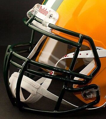 GREEN BAY PACKERS NFL RIDDELL MINI SPEED POCKET PRO HELMET LOOSE