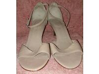 Ladies m&s sandals size 7.5