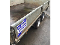 """Ifor Williams trailer sides and posts 12'x6'6"""""""