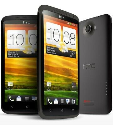 HTC One X 4GB - Grey (AT&T Network) Smartphone - Good Condition