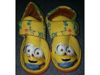 Boys slippers