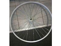 26inch rear bike wheel