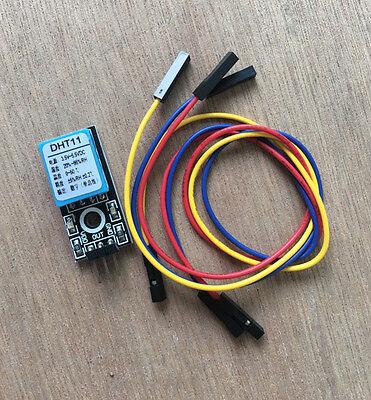 5pcs Arduino Dht11 Temperature And Relative Humidity Sensor Module For Arduino