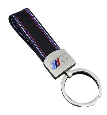 Porte Clés BMW M en Métal Insigne Logo M sport. NEUF