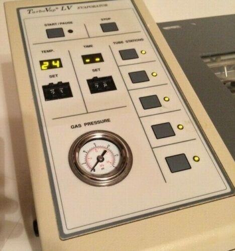 Zymark TurboVap LV Evaporator Part # 43750/30 Turbo Vap