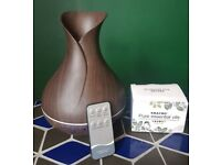 Electric Essential Oil Diffuser Humidifier Aroma Aromatherapy Led
