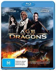 Age Of Dragons  Blu-Ray Region B
