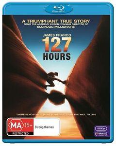127 Hours (Blu-ray, 2011)