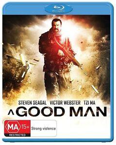 A Good Man Blu-ray Discs NEW