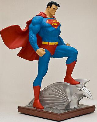 Lee Büste (Dc Direkte Superman Statue FS Jim Lee Gerechtigkeitsliga Mann aus Stahl Büste)