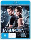 Divergent 3D Blu-ray Discs