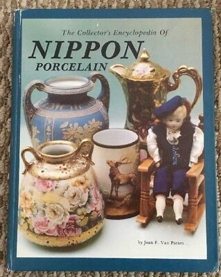 Collectors Encyclopedia of Nippon Porcelain by Joan F Van Patten 1979