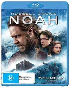 Noah (Russell Crowe) : NEW Blu-Ray