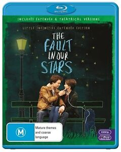 The Fault In Our Stars : NEW Blu-Ray