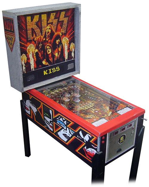 ebay pinball machine