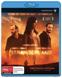 Strangerland : NEW Blu-Ray