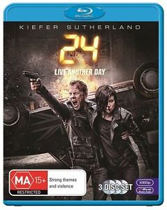 24: Live Another Day Blu-Ray Region B