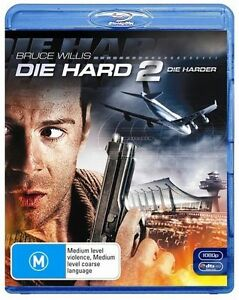Die Hard 2 - Die Harder - Blu-ray - NEW+SEALED - fast free post