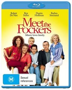 Meet The Fockers (Blu-ray, 2011)