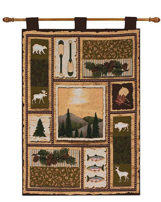 deer wall tapestry for sale  Manassas
