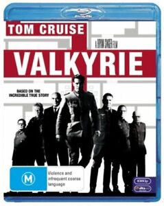 Valkyrie (Blu-ray, 2009) - New