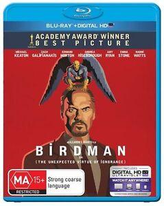Birdman = NEW Blu-Ray