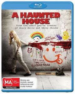 A Haunted House (Blu-ray, 2013) NEW