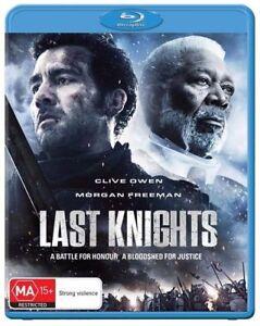 Last Knights : NEW Blu-Ray